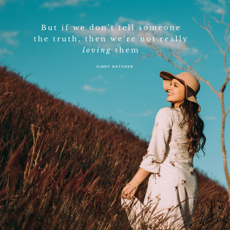 """Probably for most of us, honesty seems like a pretty easy topic. We don't outright lie to people or tell lies, so honesty is one of those """"been there – done that"""" subjects."""