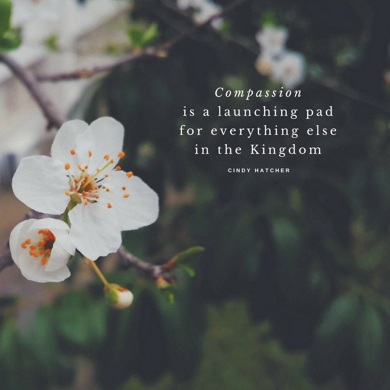 Kingdom Character: Growing in Compassion - Cindy Hatcher