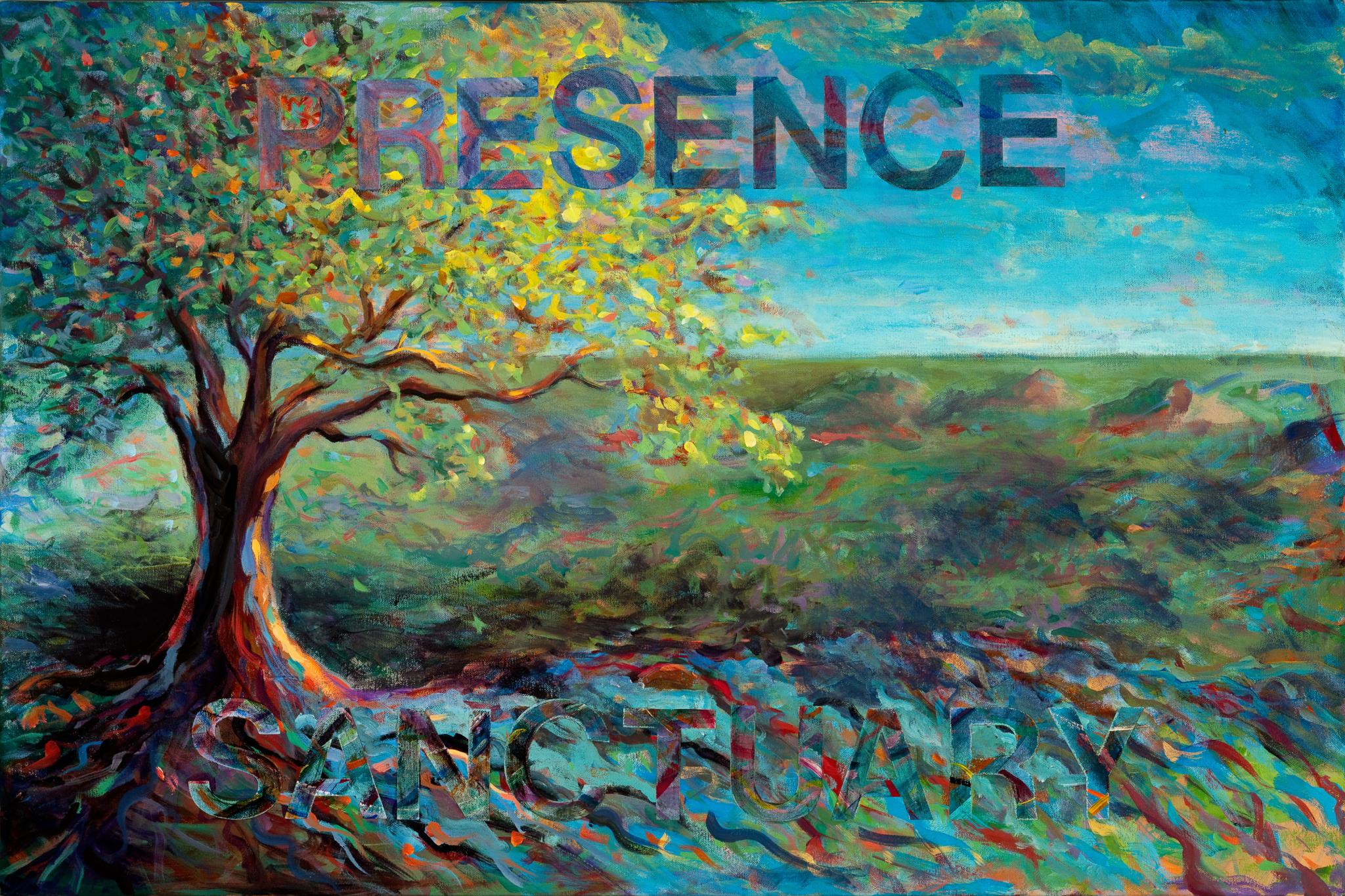 Presence - Latimer Bowen