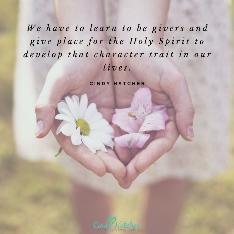Are You a Giver