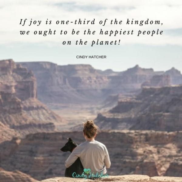 Joy is an Anchor